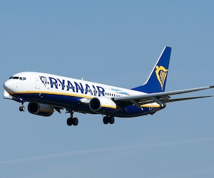FILES-IRELAND-AVIATION-EARNINGS-RYANAIR