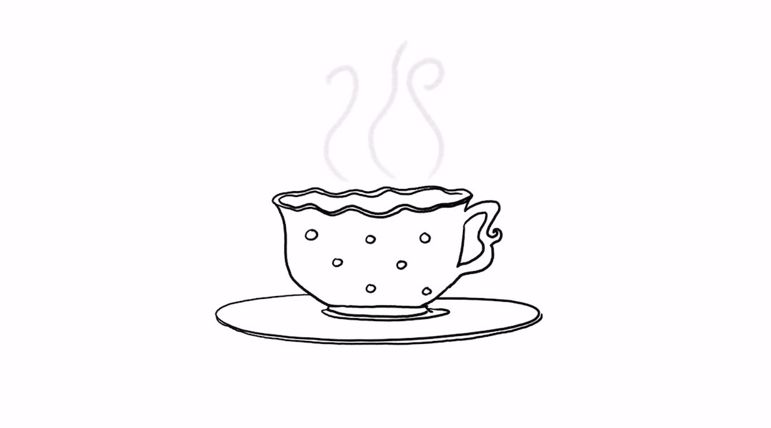 Le consentement expliqué avec une tasse de thé