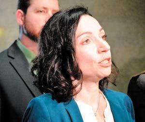 En deux tentatives pour devenir chef, aucun collègue député de Martine Ouellet ne l'a appuyée