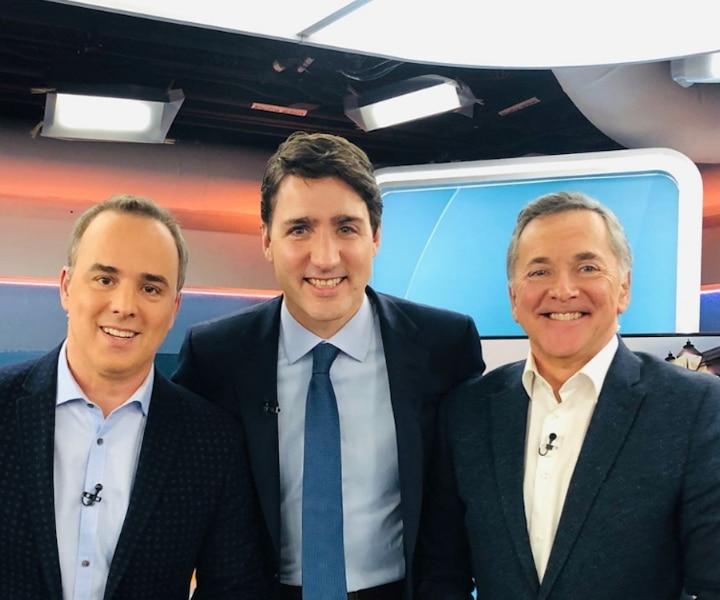 2018: Justin Trudeau fait le bilan de son gouvernement