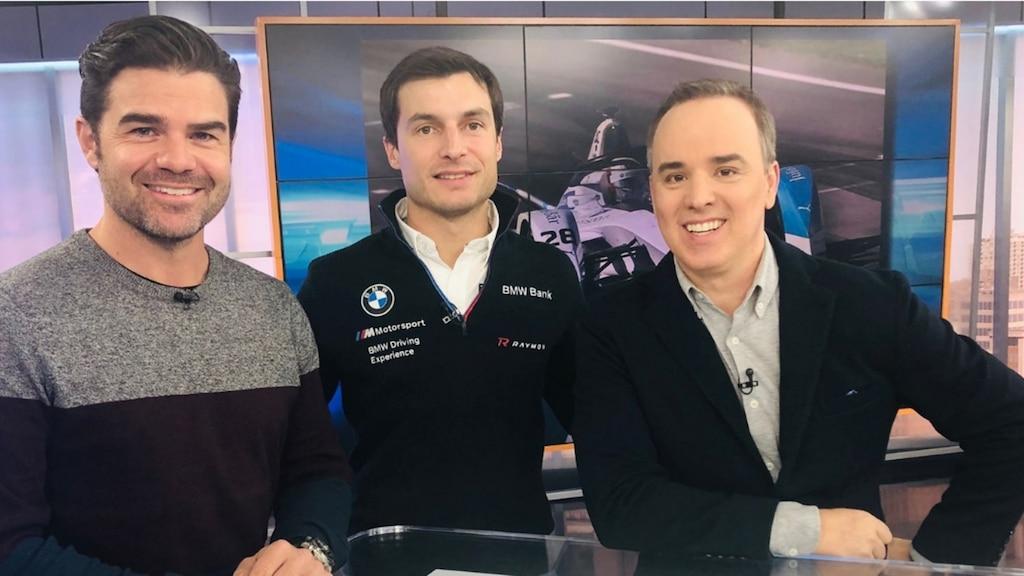 Bruno Spengler de retour au volant d'une Formule E