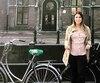 La jeune infirmière Julie Poitras s'est beaucoup baladée, notamment à Amsterdam.