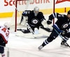 NHL: Washington Capitals at Winnipeg Jets