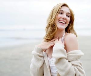 L'actrice Mylène Mackay crève l'écran dans le film Nelly. Il faudra toutefois attendre à janvier pour voir le film à l'écran.