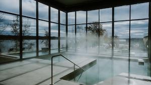 Image principale de l'article Le STROM spa de Québec est enfin ouvert