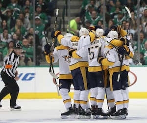 Nashville Predators v Dallas Stars - Game Three