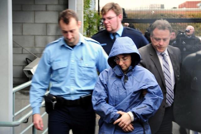 Sonia Blanchette a été accusée des meurtres prémédités de ses trois jeunes enfants.