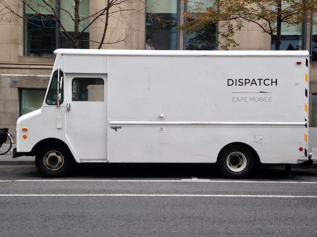 Le Café Dispatch