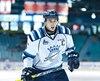 Le capitaine des Saguenéens, Nicolas Roy, a obtenu son 200e point dans la LHJMQ dans le gain de son équipe hier face aux Wildcats de Moncton.