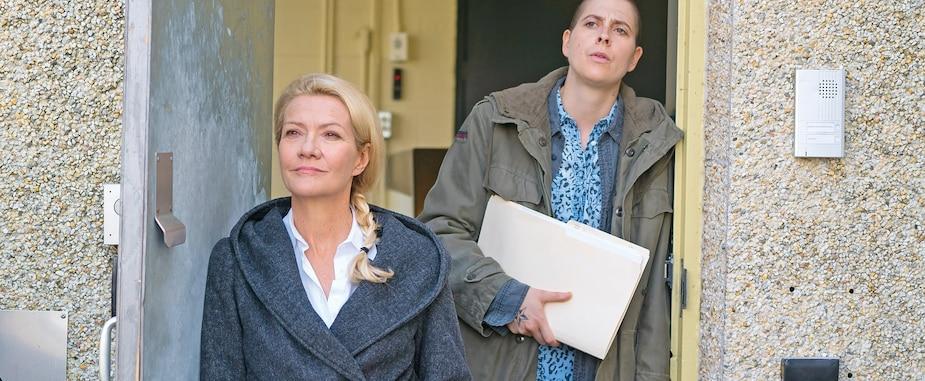 Image principale de l'article Kim et Jeanne, d'Unité 9