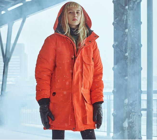 Manteau tres chaud femme canada