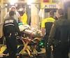 L'homme de 18 ans a été amenéà l'hôpital de Hull après avoir été atteint par balle à la tête au palais de justice de Maniwaki.