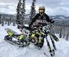 Le franco-ontarien Yanick Boucher a fait le saut en snowcross sur motocross des neiges (bikecross) il y a deux ans, alors que les jeux hivernaux de sports extrêmes X-Games ont remplacé l'épreuve de motoneige.