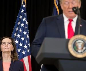 La directrice de la CIA Gina Haspel a présenté jeudi à Donald Trump ses conclusions sur le meurtre du journaliste saoudien.