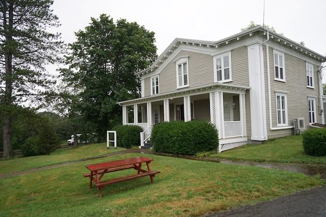 Mon auberge était la maison d'enfance de Sir Robert Borden.