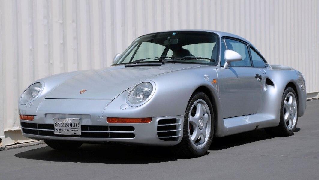 Une rarissime Porsche 959 se vendra très cher | JDM