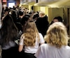 L'école secondaire Les Sentiers, située à Charlesbourg, est remplie au maximum de sa capacité si bien que la Commission scolaire des Premières-Seigneuries réclame depuis deux ans un agrandissement au ministère de l'Éducation.