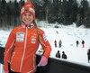 Cendrine Browne, de Saint-Jérôme, pourrait assurer sa participation aux Jeux olympiques au cours des sélections qui se déroulent au mont Sainte-Anne.