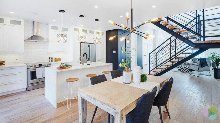 Une maison du Plateau entièrement rénovée à vendre