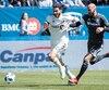 Ignacio Piatti a retrouvé son ancien coéquipier Laurent Ciman, samedi, sur la pelouse du Stade Saputo.
