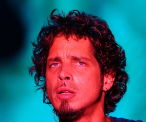 Chris Cornell à l'époque d'Audioslave.
