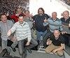 Les joueurs du Garage National de Saint-Georges-de-Beauce qui évoluaient dans la classe C en 1977.