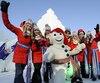 Bonhomme, la reine et les duchesses ont dit au revoir à la 62e édition du Carnaval de Québec, qualifiée de réussite par l'organisation.
