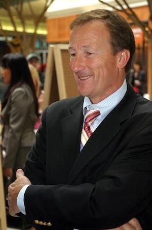 Marc Bibeau, qui était un influent organisateur du PLQ, aurait exigé jusqu'à 150 000$ par année de la part de la firme de génie SNC-Lavalin.