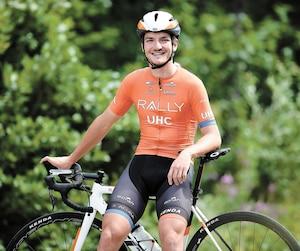 Pier-André Côté est l'un des neufs cyclistes québécois qui prendront la ligne de départ aux Grands Prix cyclistes.
