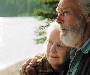 Le long-métrage Il pleuvait des oiseaux, de Louise Archambault, met en vedette Andrée Lachapelle et Gilbert Sicotte.
