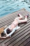 Ces photos tirées du magazine Vogue Kids ont fait le tour du web et ont créé la polémique sur les réseaux sociaux.
