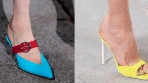 Image principale de l'article Shopping mode: les mules colorées