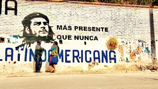 Tourné en Bolivie, le documentaire se penchera sur la mémoire de Che Guevara.