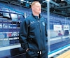 Gordie Dwyer est l'entraîneur-chef du Dinamo de Minsk, dans la KHL.