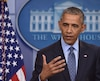 US Presidant Barack Obama holds his final press conference
