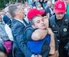 Esteban Torres Wicttorff avait rapidement été maîtrisé par les autorités lorsqu'il a lancé un petit objet sur le premier ministre, lors d'un rassemblement en juin 2016.