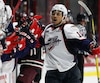 Peterborough Petes v Windsor Spitfires