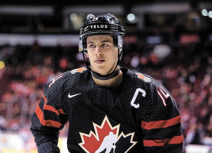 Victime de cyberintimidation, Maxime Comtois a pourtant conclu son Championnat du monde de hockey junior au sommet des marqueurs avec cinq buts, à égalité avec l'Américain Ryan Poehling, un espoir du Canadien, et le Suisse Philipp Kurashev.