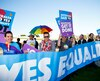 AUSTRALIA-POLITICS-GAY-RIGHTS-MARRIAGE