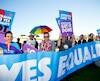 AUSTRALIA-POLITICS-GAY-RIGHTS-MARRIAGE