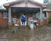 Deadly storms and floods in the Carolinas after Hurricane Florence slams the eastern United States