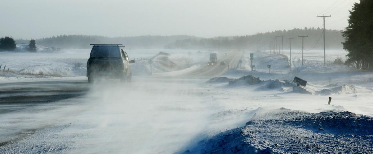 Difficile lendemain de tempête - Le Journal de Québec