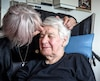 Marcel Landry, que l'on voit avec son épouse Michèle Renaut, est dans les derniers stades de la maladie d'Alzheimer, lui qui en souffre depuis 6ans.