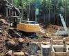 Depuis le 6juillet, la Ville a dénombré sept déversements de sédiments provoqués par le chantier d'Hydro-Québec, dont six dans les lacs Massie et Des-Trois-Frères.