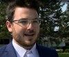 L'ancien journaliste Thomas Gaudreault, 21 ans, portera les couleurs péquistes face au chef libéral.