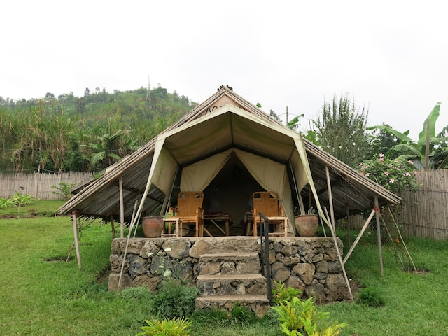 Le Inzu Lodge, à Giseny, au Rwanda, est tenu par une Montréalaise.