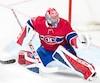 Il est maintenant possible de miser sur son retour éventuel au jeu devant le filet du Canadien de Montréal.