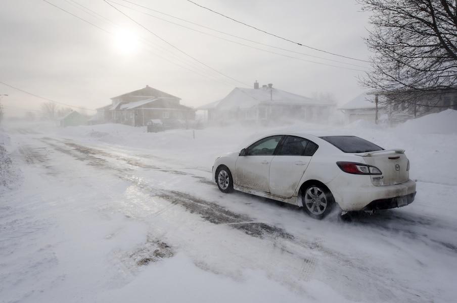 Image principale de l'article L'apocalypse avant chaque tempête de neige