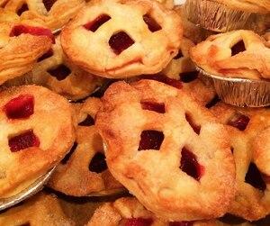 Les tartes du Rustique Pie Kitchen