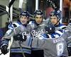 Les Saguenéens de Chicoutimi ont donné une bonne leçon de hockey aux Voltigeurs de Drummondville, qui s'étaient seulement inclinés à sept reprises depuis le début de la saison.